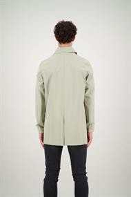 AIRFORCE FRM0522 Trenchcoat Silver Sage