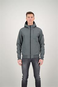 AIRFORCE Hrm0575 soft shell jacket