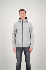 AIRFORCE HRM0575 Softshell Jacket Poloma Grey