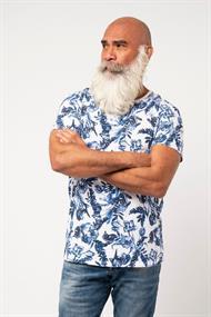 AMSTERDENIM Carolus T-Shirt Delft Blue