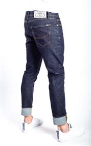 AMSTERDENIM Jeans JAN Rauw Blauw