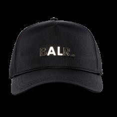 BALR. B10245 gold metal cap