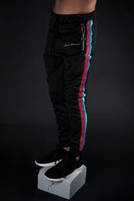 BLACKBANANAS Signature rainbow trackpants