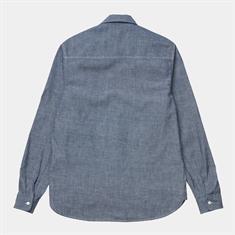 CARHARTT WIP L/s clink shirt kirksville