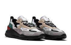 D.A.T.E. SHOES Fuga megatron sneakers