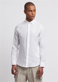 EMPORIO ARMANI 3g1cl8 shirt linnen