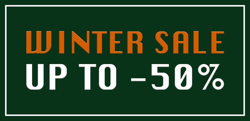 Homepage Banner Liggend W20 SALE 50%