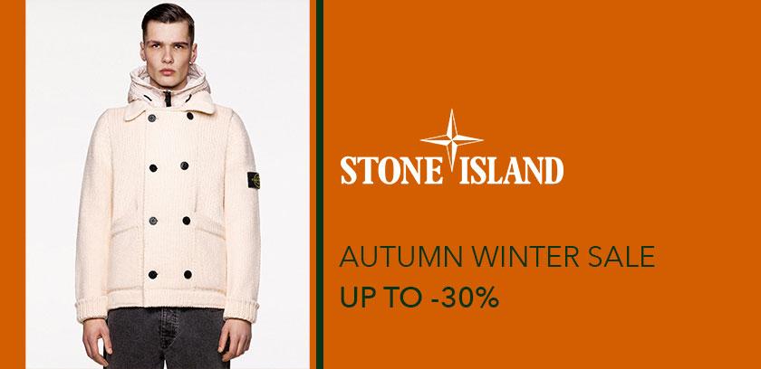 Homepage Banner Liggend W20 Stone Island Sale