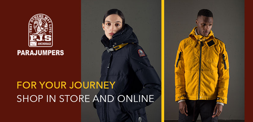 Homepage Banner Liggend W21 Parajumpers