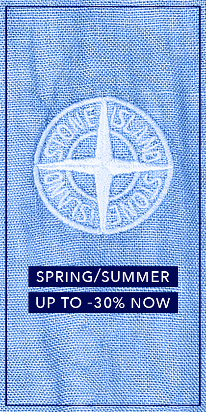 Homepage Banner Staand Z19 Stone Island Sale 30%