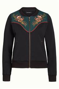 KING LOUIE Zip-up jacket