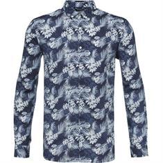 KNOWLEDGE COTTEN 90664 shirt print
