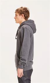 KNOWLEDGE COTTON 30519 sweat hoodie elm