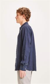 KNOWLEDGE COTTON 90550 linnen shirt
