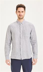 KNOWLEDGE COTTON 90827 shirt linnen