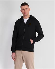 LYLE & SCOTT Ml 420 zip hoodie