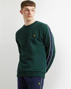LYLE & SCOTT Ml1112 taperd sweat