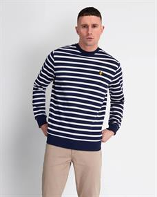 LYLE & SCOTT Ml1233 breton str sweat