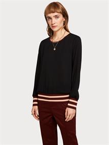 MAISON SCOTCH 151046/lsl top