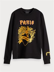 MAISON SCOTCH 152981/sweat