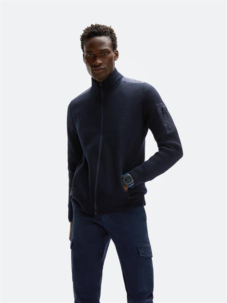 NORTH SAILS X PRADA Full zipp vest