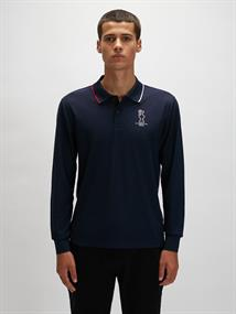NORTH SAILS X PRADA Westport polo logo