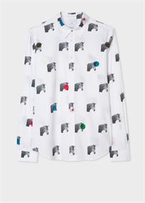PAUL SMITH Puxd/460r/669 shirt