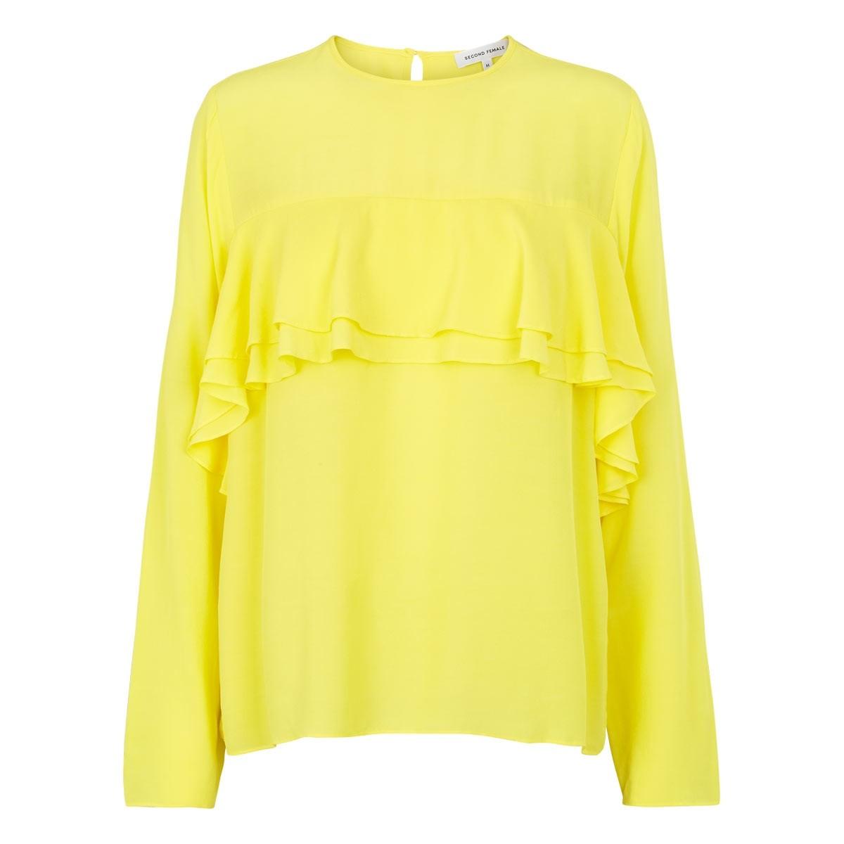 aliexpress heißer Verkauf online zuverlässige Qualität SECOND FEMALE Nora blouse