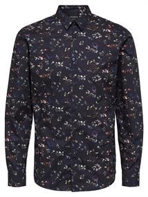 SEL.HOMME Slhslimprimus shirt