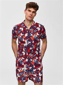 SELECTED HOMME Slimtokyo shirt ss