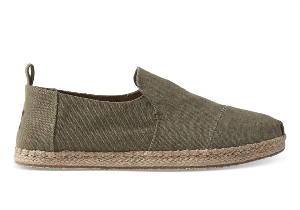 TOMS 1011624/washed canvas