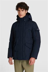 WOOLRICH Blizzard field jacket