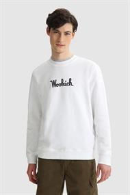 WOOLRICH Crew essential sweat