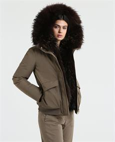 WOOLRICH W'smilitairybomber