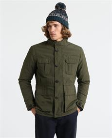 WOOLRICH Wocps wxxed field jacket