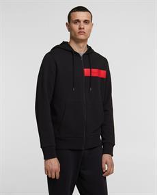 WOOLRICH Wofel 1189 fleece hoodie
