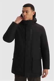 WOOLRICH Woou 0475 urban light carcoat